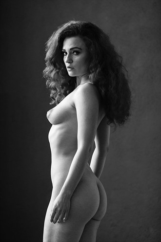 In the light Artistic Nude Photo by Photographer Mike Brown