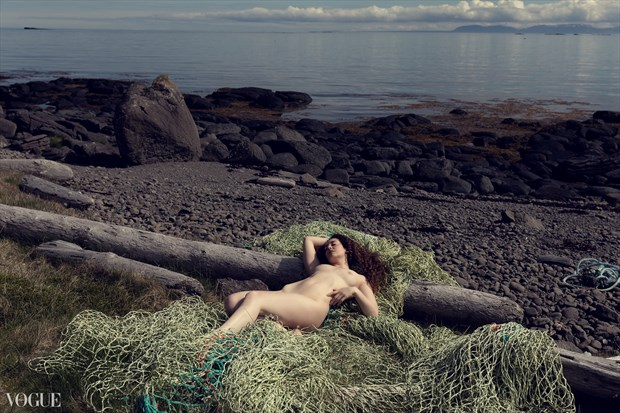 In the net Artistic Nude Photo by Photographer Bkort photography