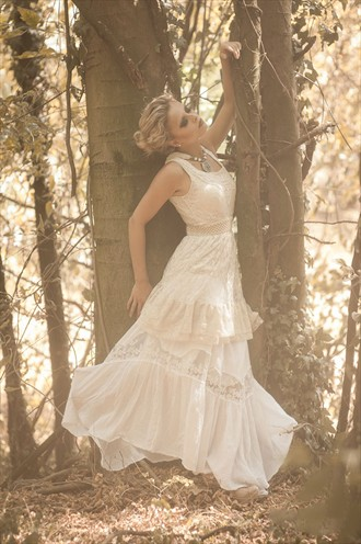 In the wood Nature Photo by Model Jessica de Virgilis