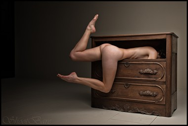 In there somewhere Artistic Nude Photo by Photographer Provoculos
