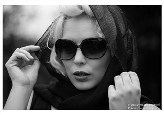 Incognito  Portrait Photo by Photographer Hcapewell