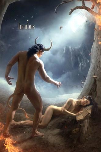 Incubus  Artistic Nude Artwork by Artist Stanislav Star