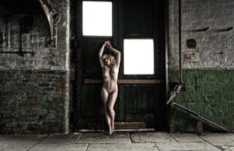 Industrial Beauty II Artistic Nude Photo by Photographer NeilH