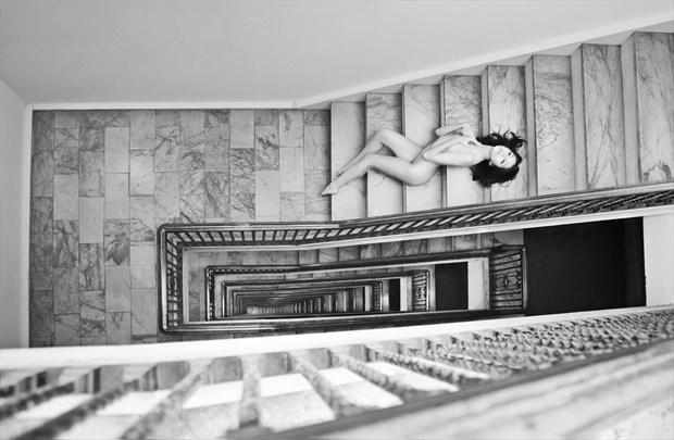 Infinity Artistic Nude Photo by Model IDiivil