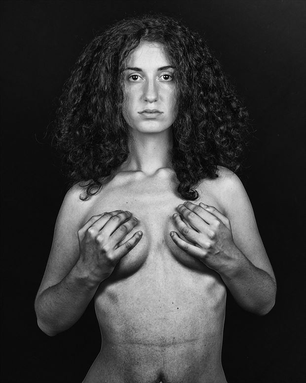 Inna Artistic Nude Photo by Photographer pblieden