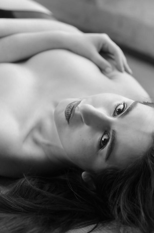 Inna B G Implied Nude Photo by Photographer Kor