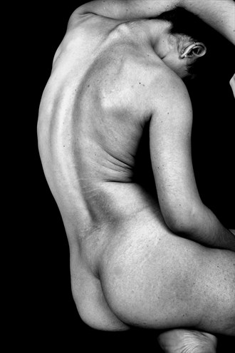 Inna Implied Nude Photo by Photographer pblieden