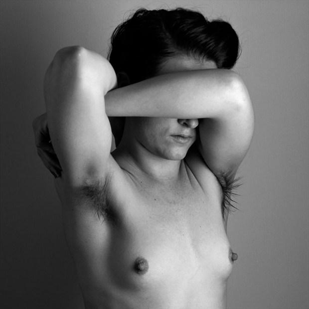 Inner Strength Artistic Nude Photo by Photographer Ektar