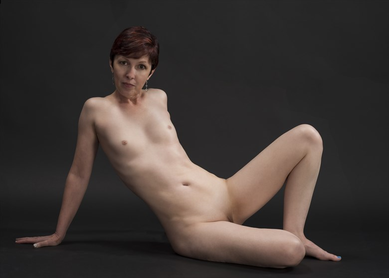 Innocent  Artistic Nude Artwork by Model Southern Flare
