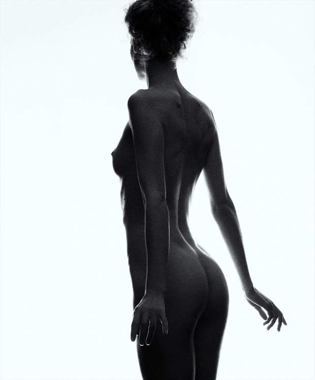 Into the light Artistic Nude Photo by Photographer Bruce M Walker