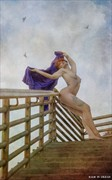 Into the wind Artistic Nude Photo by Photographer balm in Gilead