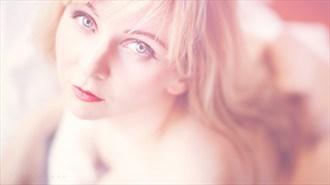 Into... Portrait Photo by Model Nika
