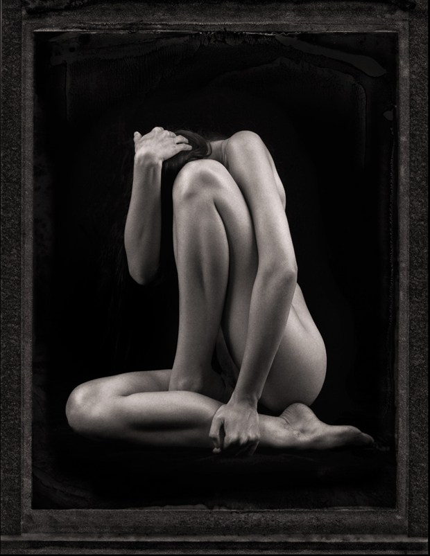 Introverted Nude Artistic Nude Photo by Photographer RayRapkerg