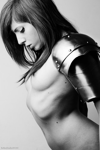 Iron   2 Artistic Nude Photo by Photographer ReflexStudio