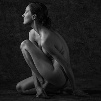 Irving Penn Vogue Magazine Inspired Figure Studies Artistic Nude Artwork by Photographer Domingo Medina