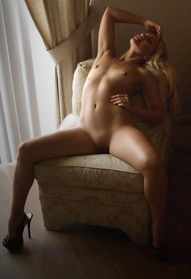 Iryna Miami Artistic Nude Photo by Photographer Rick Gordon