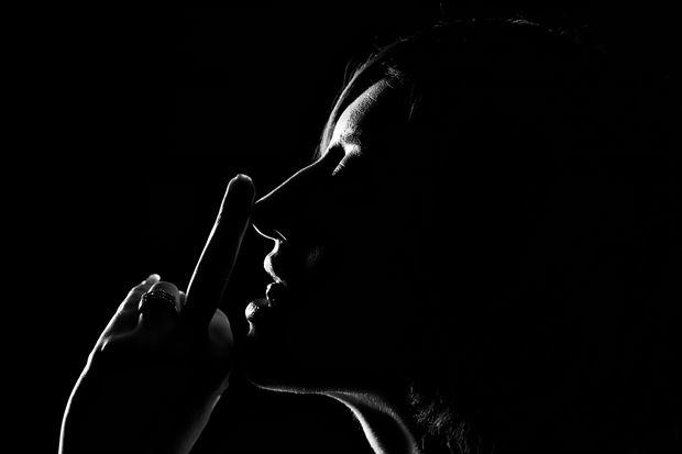 Iryna Silhouette Photo by Photographer 63Claudio