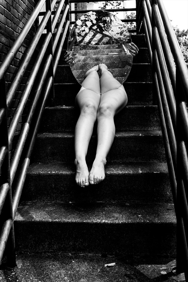 Is she coming or going%3F Implied Nude Photo by Photographer DaveMylesPhotography