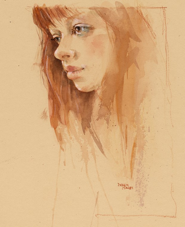 Isabella Painting or Drawing Artwork by Artist JonD