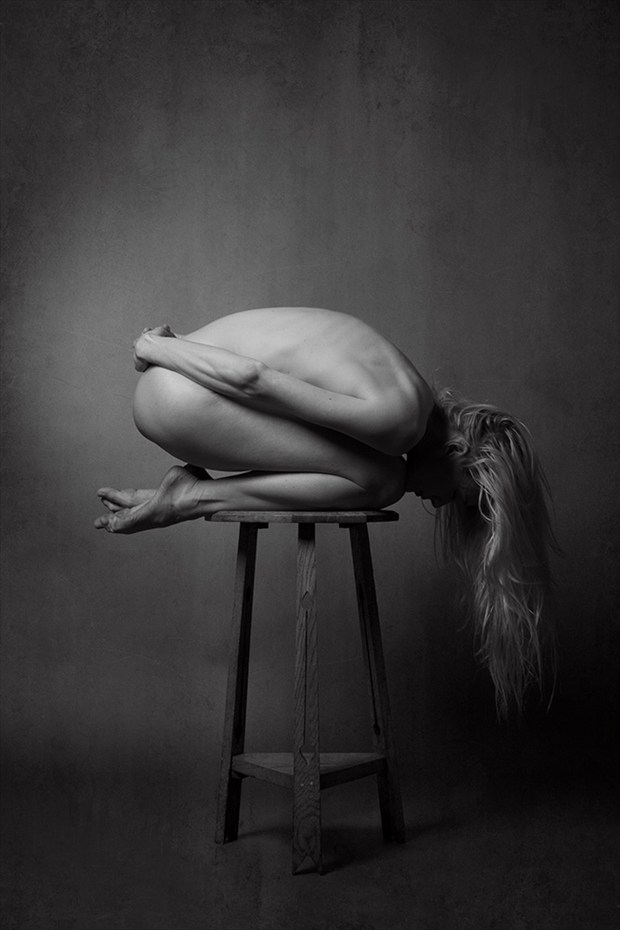 Isolation Artistic Nude Photo by Photographer Mick Waghorne