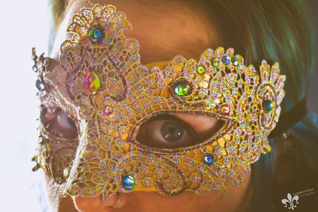 It's Carnival Time Fantasy Photo by Model Sachea Nicole