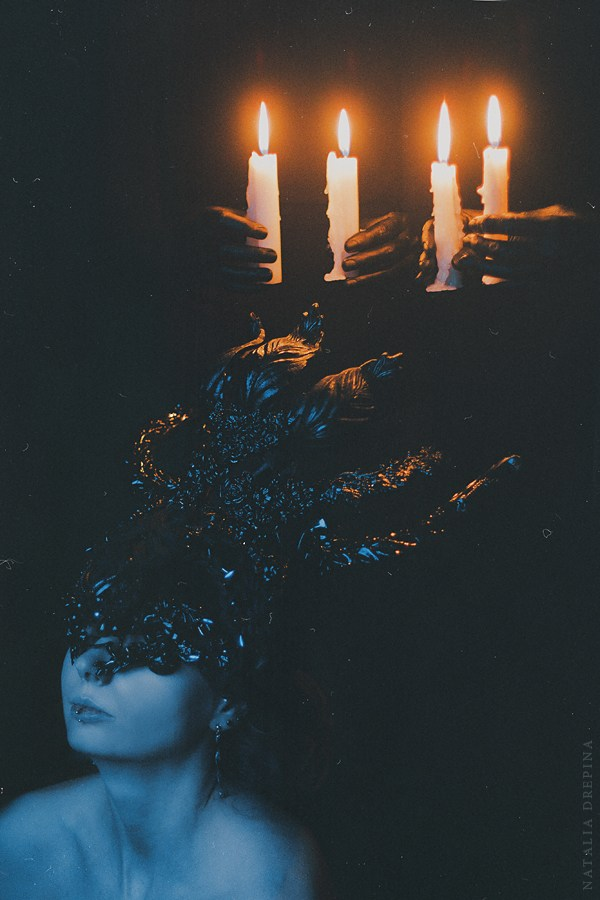 It's time to overshadow dim light of soul Surreal Photo by Photographer Natalia Drepina