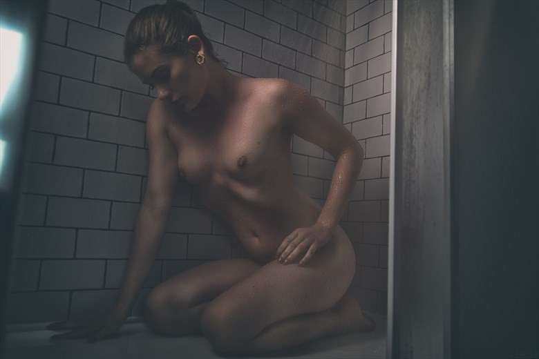 It never rains... Artistic Nude Photo by Photographer Ghost Light Photo