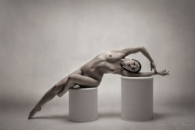 It was the smallest of Stings Artistic Nude Photo by Photographer Rascallyfox