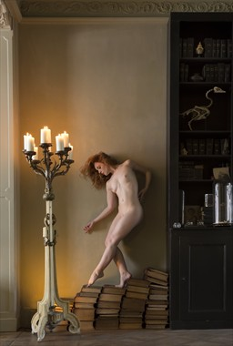 Ivory Flame@! Boulevard Leopold Artistic Nude Photo by Photographer BenErnst