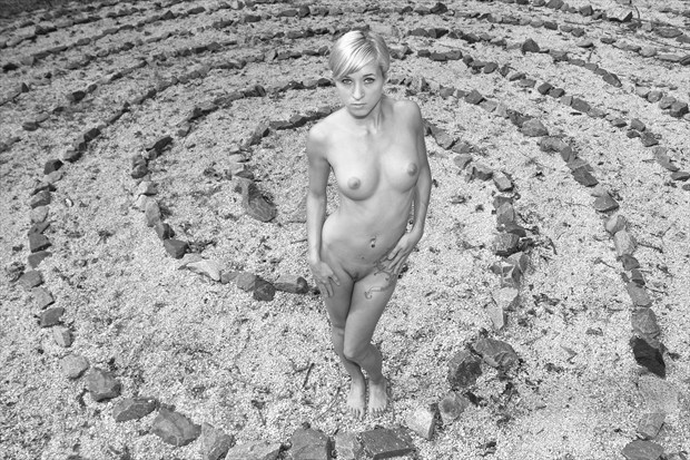 Ivy Lee Artistic Nude Photo by Photographer Hypnotica Studios