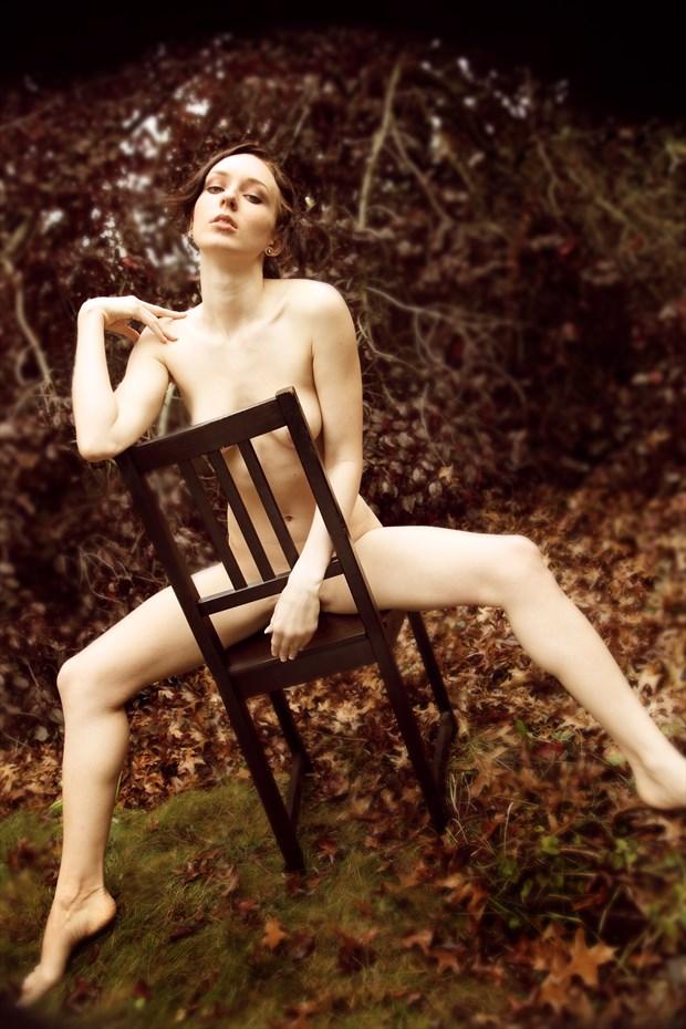 IvyChair2 Artistic Nude Photo by Photographer Joe Klune Fine Art