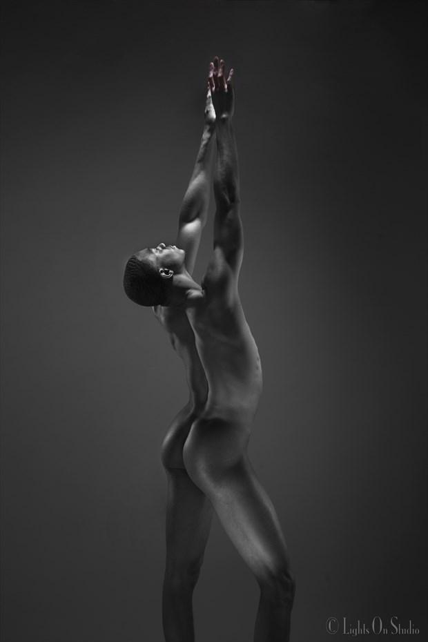 JAYLEN REACH Artistic Nude Photo by Photographer thomasnak