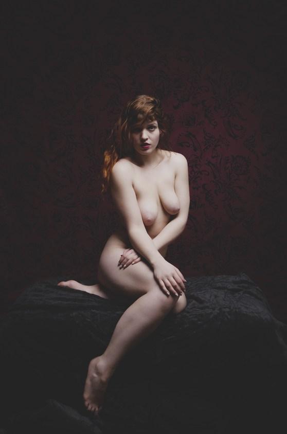 JR Allison Artistic Nude Photo by Model Queen Dandelion