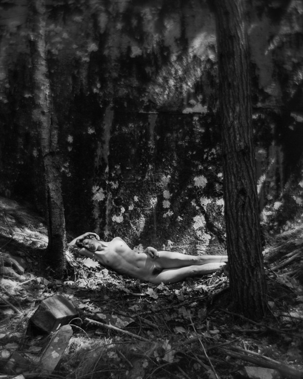 Jacs, in Nature Artistic Nude Photo by Photographer DKA