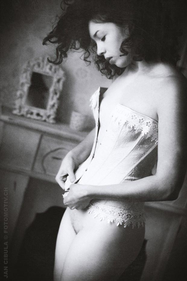 Jan Cibula Photography Surreal Photo by Model Melody Nelson
