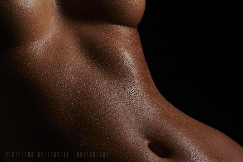 Jana Artistic Nude Photo by Photographer Stefaan Achtergael