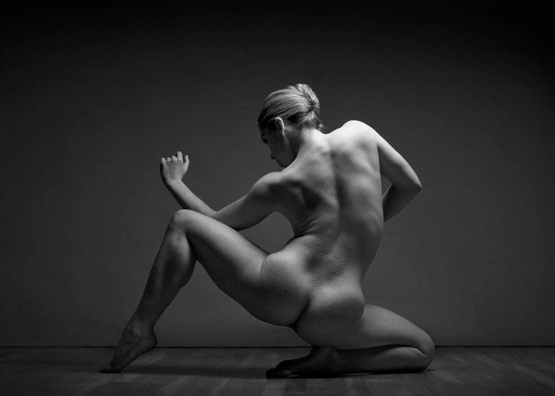 Jane Artistic Nude Photo by Photographer M A R C