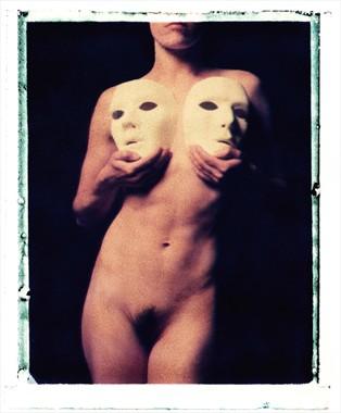Janus Artistic Nude Photo by Photographer sballance