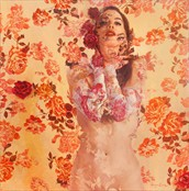 Jaquenetta Artistic Nude Artwork by Artist Main Loop
