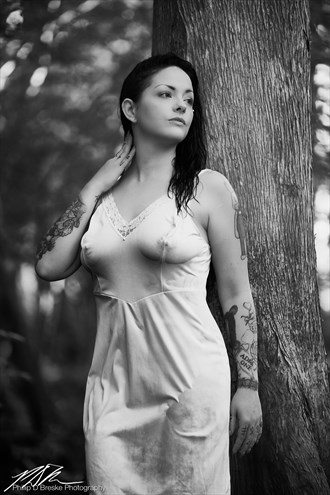 Jasmine in wet lingerie, Ocala Nature Photo by Photographer Phillip D Breske