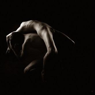 Je t'aime, moi non plus. Artistic Nude Artwork by Photographer Patrice Delmotte