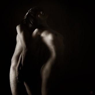 Je t'aime ! Moi non plus ! 1 Artistic Nude Artwork by Photographer Patrice Delmotte