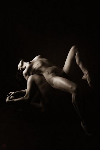 Je t'aime ! Moi non plus ! 2 Artistic Nude Artwork by Photographer Patrice Delmotte
