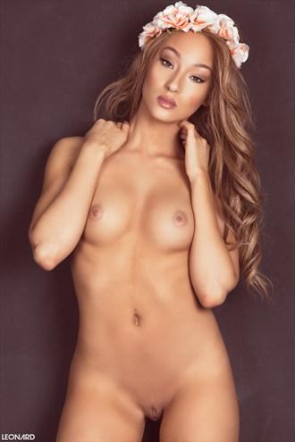 Jeana Turner Erotic Photo by Photographer LEONARD Photography
