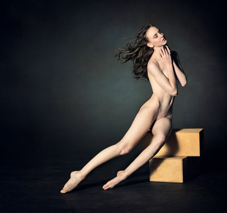 Jenna Kellen (2015) Artistic Nude Photo by Photographer Billy Monday
