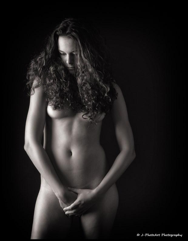 Jennifer Artistic Nude Photo by Photographer J Photoart