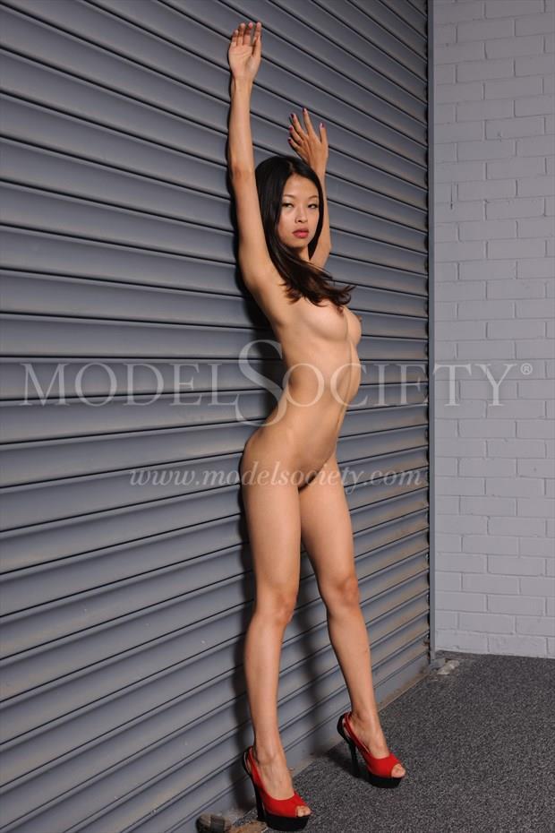 Jenny P Artistic Nude Photo by Photographer Anthony B Wadham