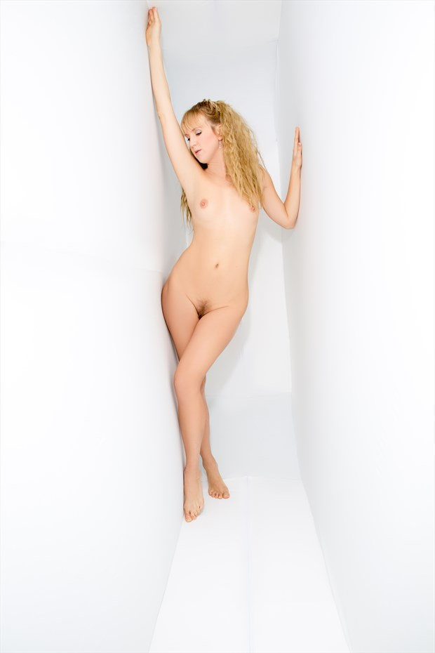 Jess locked in 2 Artistic Nude Photo by Photographer Gareth Havard