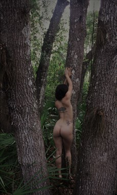 Jessa Artistic Nude Photo by Photographer Lisa Paul Everhart
