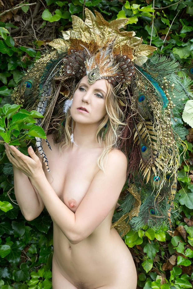 Jessica 9 Artistic Nude Photo by Photographer Gareth Havard